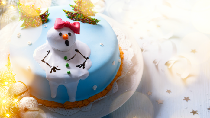 34 Christmas Cakes That Are More