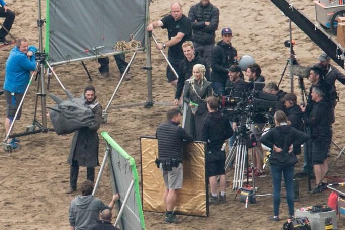Kit Harington & Emilia Clarke's cutest moments