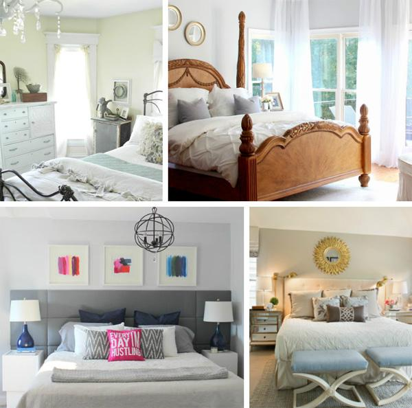 10 Romantic bedrooms you'll love