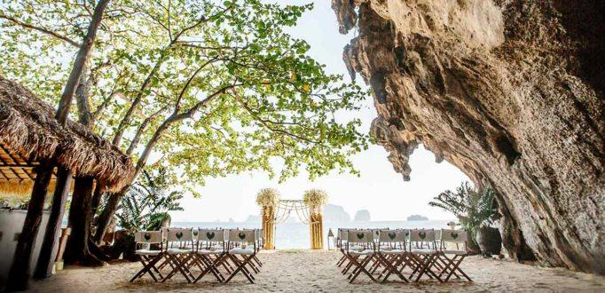 Best Destination Wedding Location: Krabi, Thailand