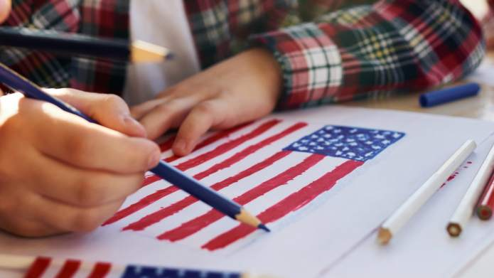 Kids Will Love Making These Patriotic