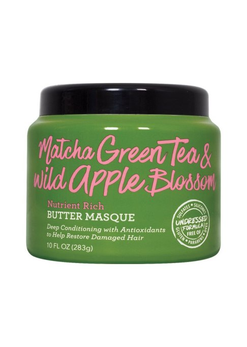 Best Under $20 Hair Masks | Not Your Mother's Matcha Green Tea & Wild Apple Blossom Masque
