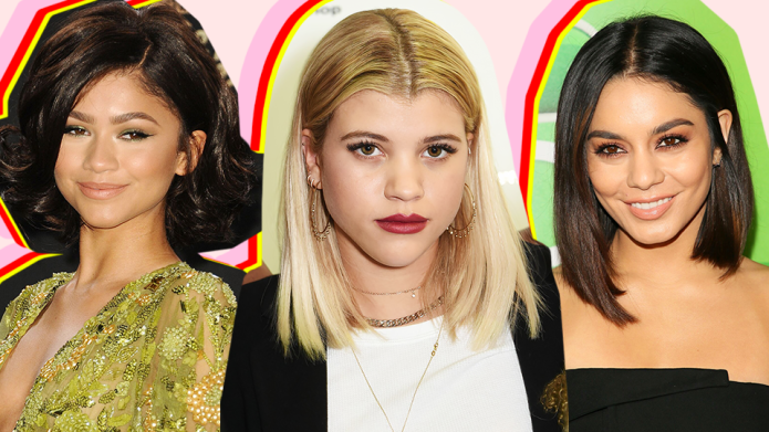12 Celebrities With Seriously Cool Lobs