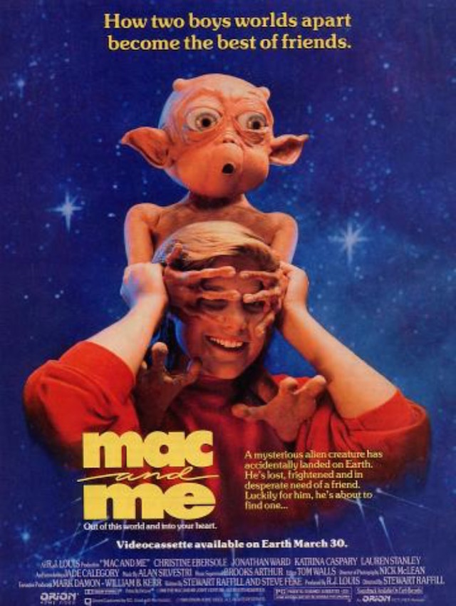 Mac and Me may be the best worst telling of E.T.