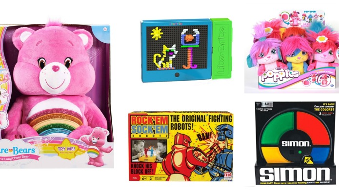 '80s Toys you can buy your