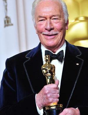 Christopher Plummer wins Oscar for Best