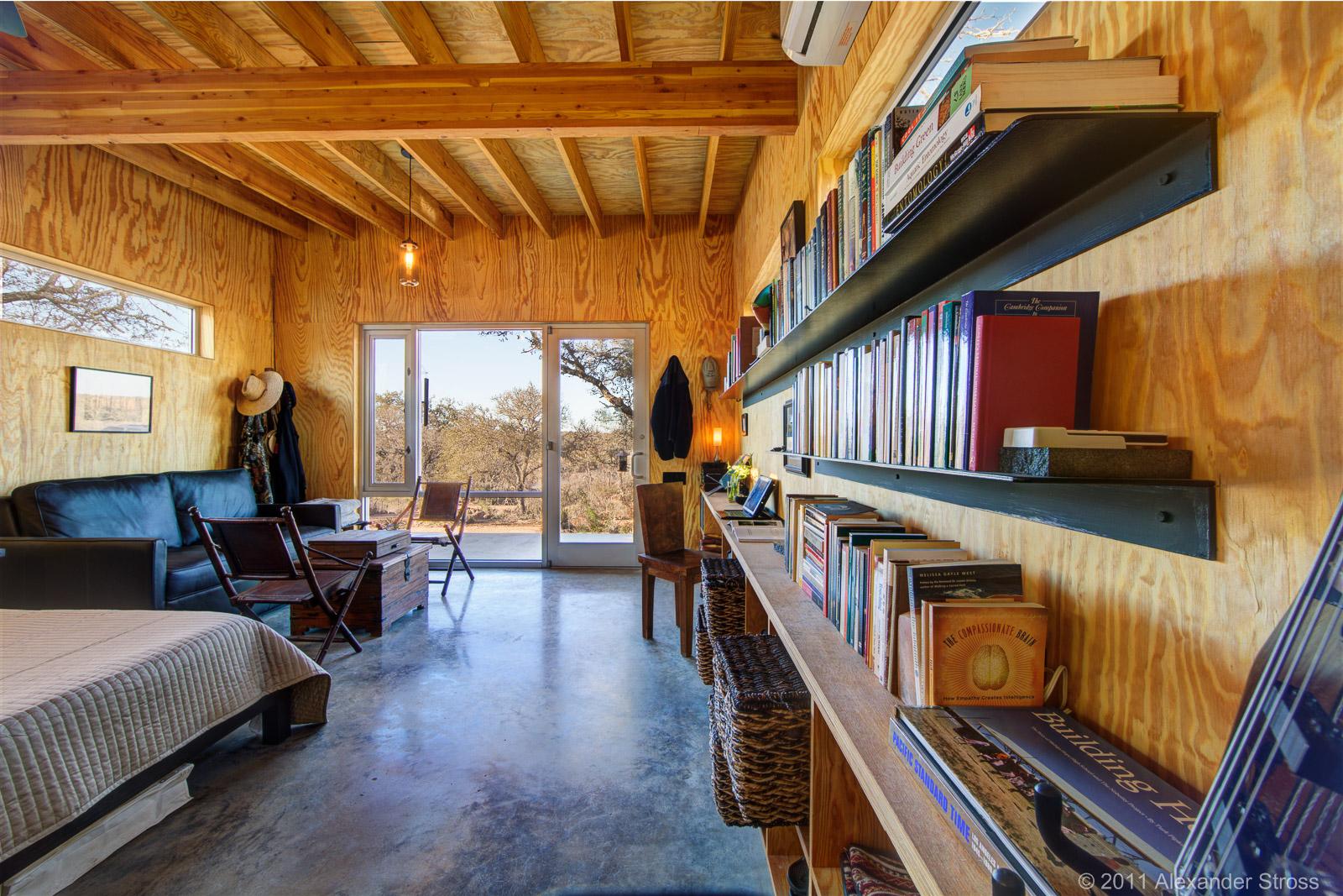 Llano-Exit-Strategy-cabin-interior