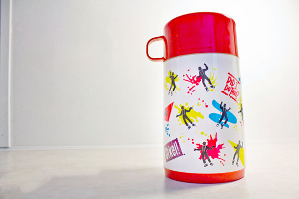 Quirkiest Gifts from Your Favorite Pop Culture Shows: Steve Urkel thermos