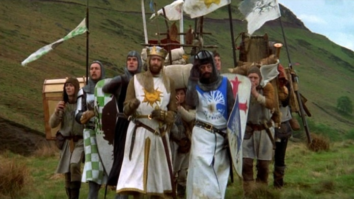 "15 Best quotes from ""Monty Python"