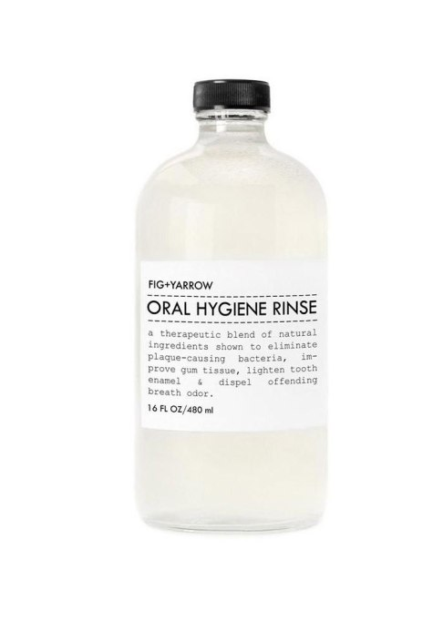 Game Changing Oral Hygiene Products | Fig + Yarrow Oral Hygiene Rinse
