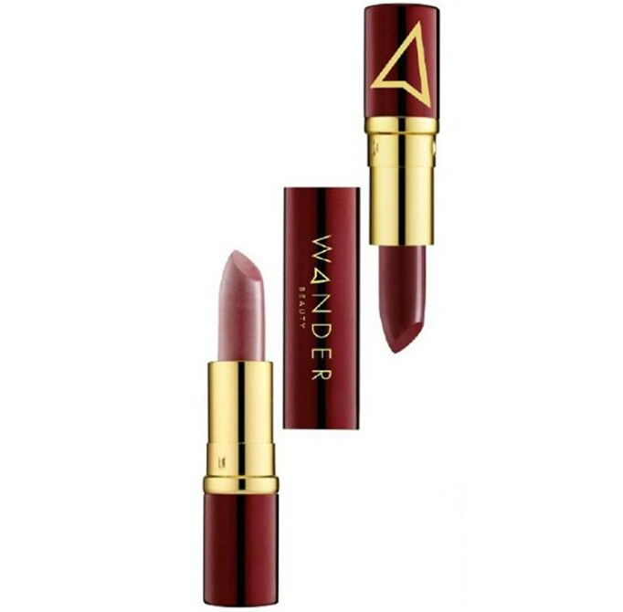 Makeup Artists On Their Favorite Beauty Products | Wander Beauty Wanderout Dual Lipstick in Misbehave/Girl Boss