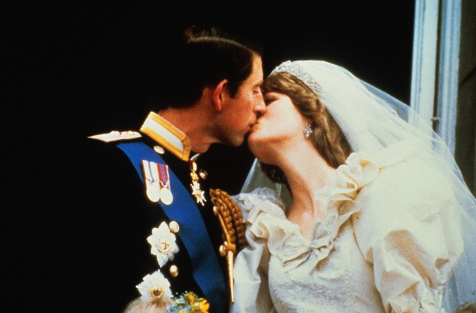 Iconic photos of Princess Diana: Diana and Charles' wedding day