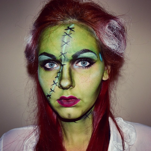 These Halloween Makeup Ideas Will Take Your Costume From Meh To