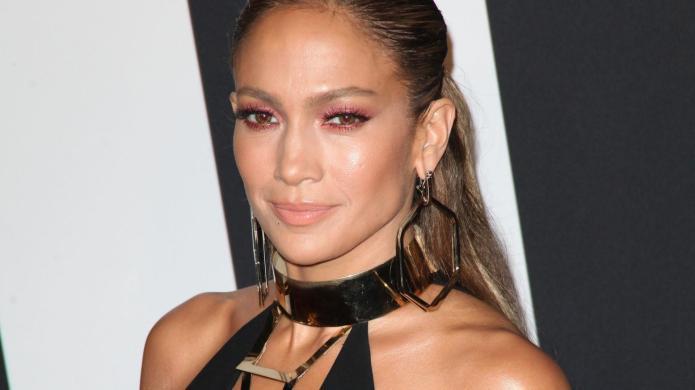 Did Jennifer Lopez just fork over