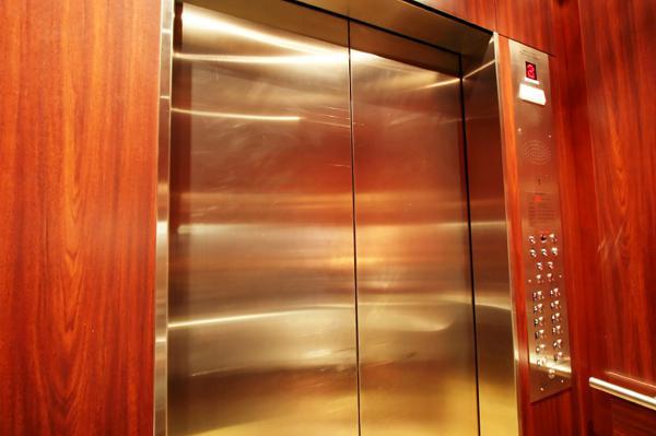 Heartbreak in the elevator