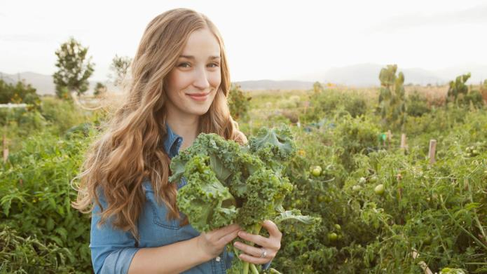 Kale just invaded skin care with