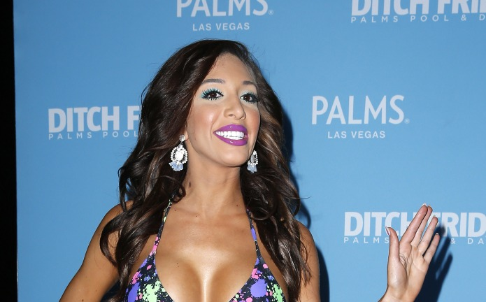 Teen Mom Farrah Abraham accused of