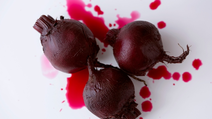 There's nothing like beets to boost