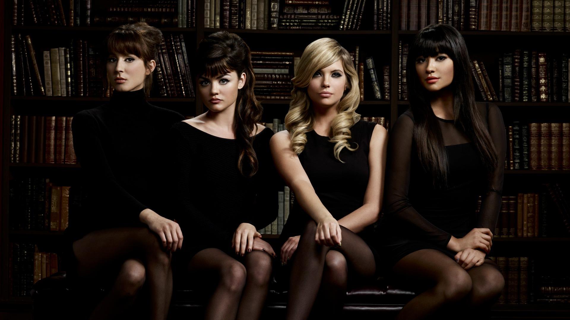 Pretty Little Liars: 32 Fun insider secrets about the show you haven't  heard – SheKnows