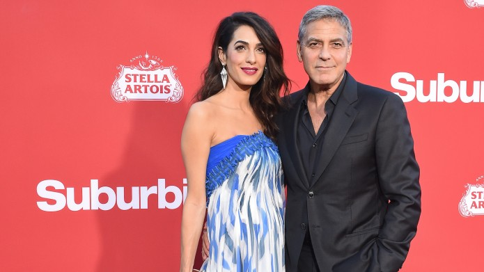 George & Amal Clooney Might Be