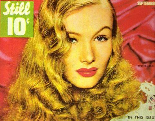 Get the look: Veronica Lake