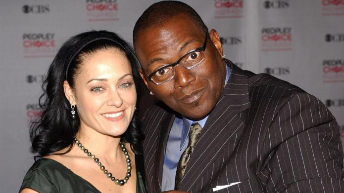 Oh no, dawg: Randy Jackson's wife