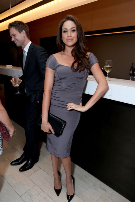 Meghan Markle's Most Fashionable Outfits | Attending the FINCA Canada Fundraiser At TIFF 2012