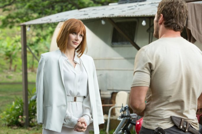 'Jurassic World' movie still