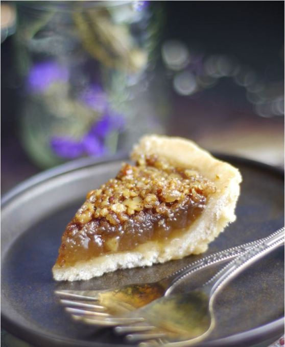 Dairy free dessert recipes: maple pie