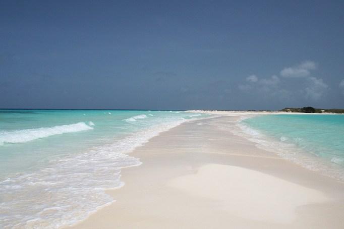 Cayo de Agua beach