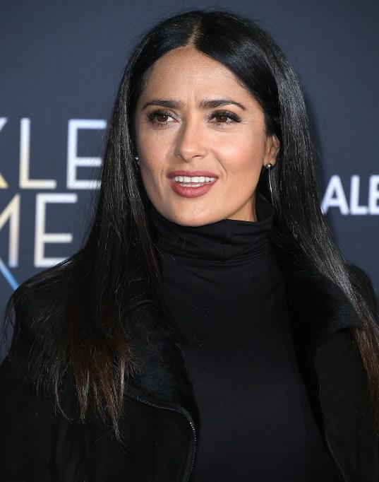 Salma Hayek headshot