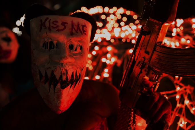 The latests installment of The Purge franchise