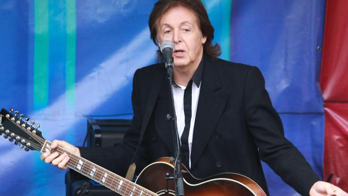Paul McCartney's virus worsens, cancels tour