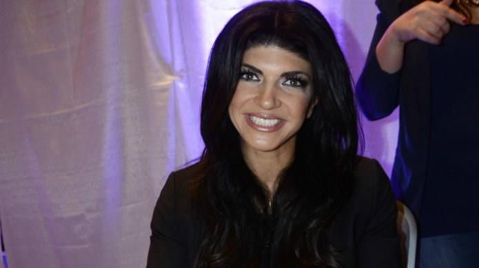 Teresa Giudice is allegedly in danger,