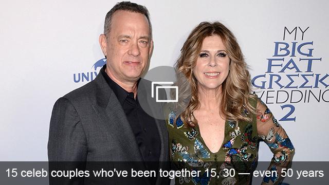 long celeb couples slideshow