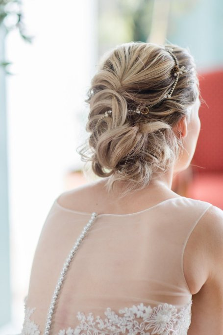 Ethereal Bridal Hair Accessories | Danielle Coons