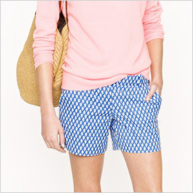 comfy cotton shorts