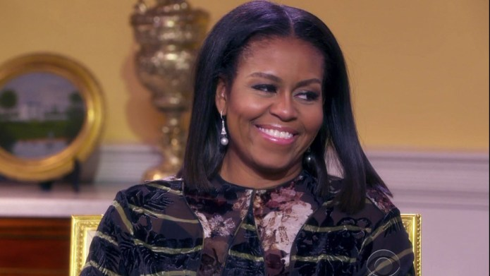 Michelle Obama Gave Out a Meaningful