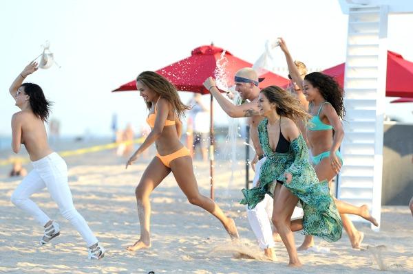 Jennifer Lopez gunshots