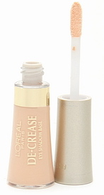 L'Oreal's De-Crease Eyeshadow Base and Primer