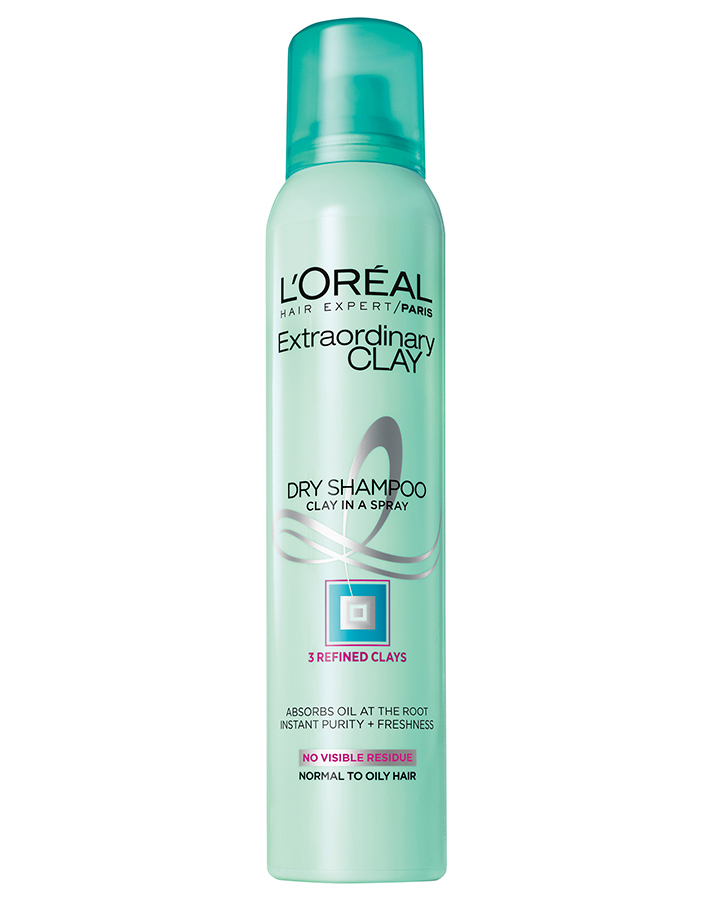 L'Oréal Paris Extraordinary Clay Dry Shampoo