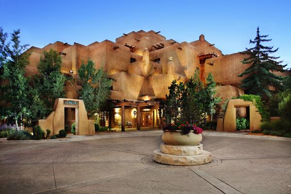 The Inn and Spa at Loretto, Santa Fe