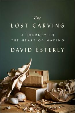 The Lost Carving cover