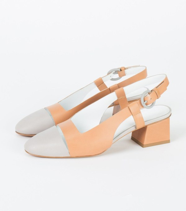 The Best Slingback Shoes to Wear This Summer: Gray Matters Mildred Slingback | Summer Footwear 2017