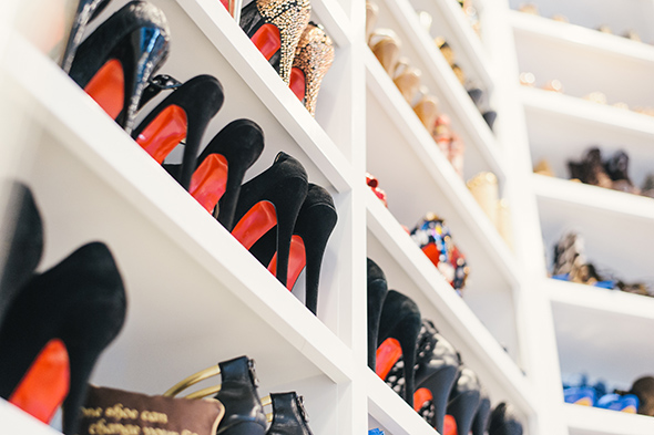 Theresa Roemer shows off her $500,000 closet