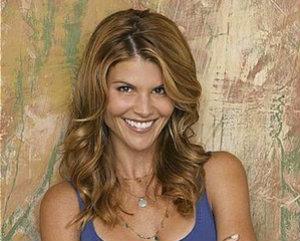 Lori Loughlin in 90210