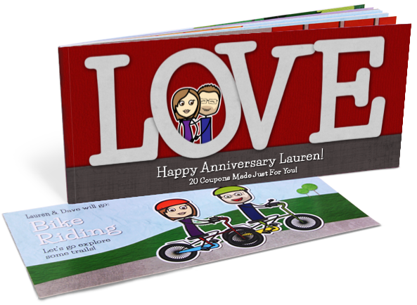 Personalized Love Coupons | Sheknows.com