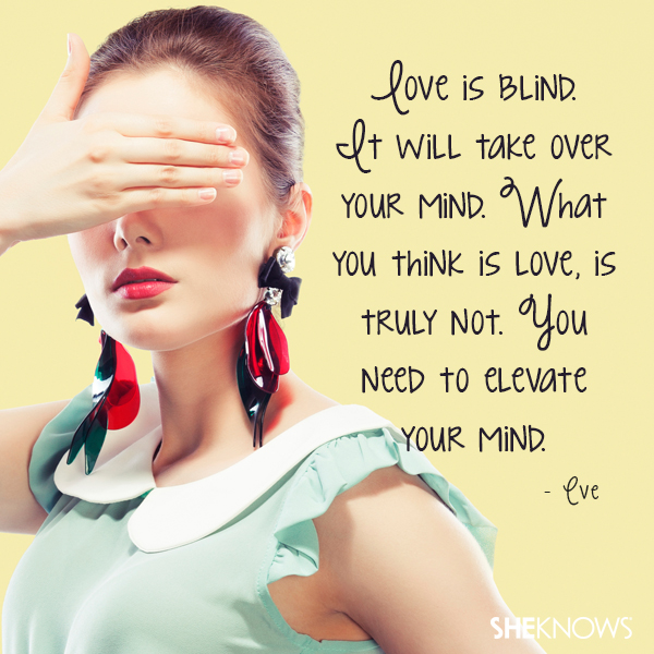 Eve quote