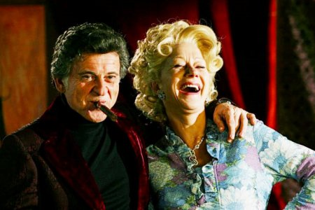Love Ranch stars Joe Pesci and Helen Mirren