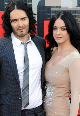 Inspiration: Katy Perry and Russell Brand